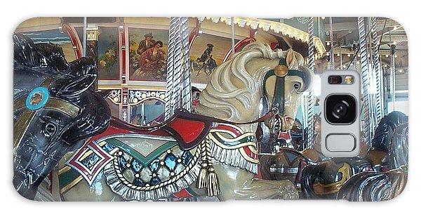 Paragon Carousel Nantasket Beach Galaxy Case