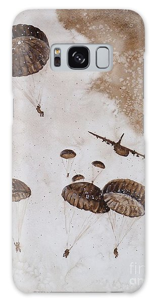 Paratroopers Galaxy Case