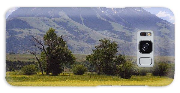 Pardise Valley  Galaxy Case