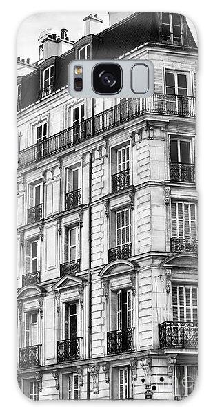 Paris Architecture I Galaxy Case