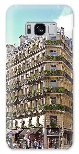 Paris Architecture Galaxy Case
