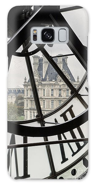 Paris Clock Galaxy Case