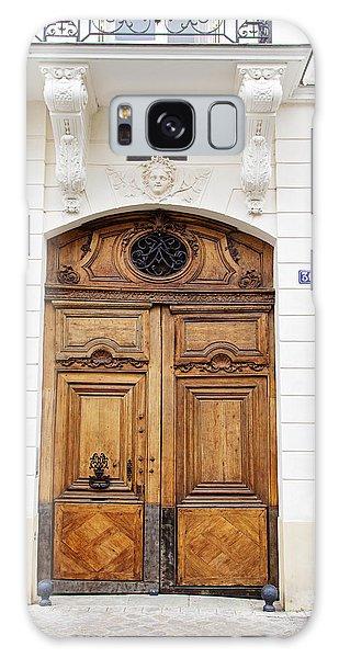 Paris Door - No. 30 - Paris Photography Galaxy Case