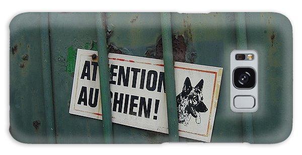 Paris - Farm Dog Galaxy Case