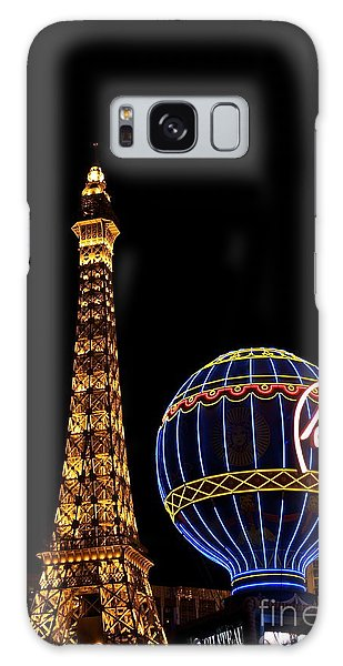 Paris In Vegas Galaxy Case