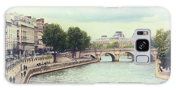 Paris Photography Galaxy Case