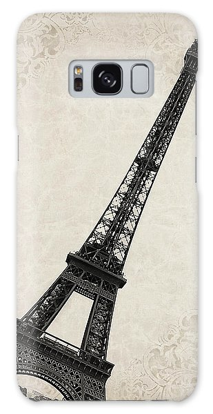 Paris Romance Galaxy Case