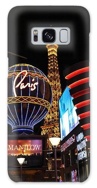Paris Sign Las Vegas  Galaxy Case
