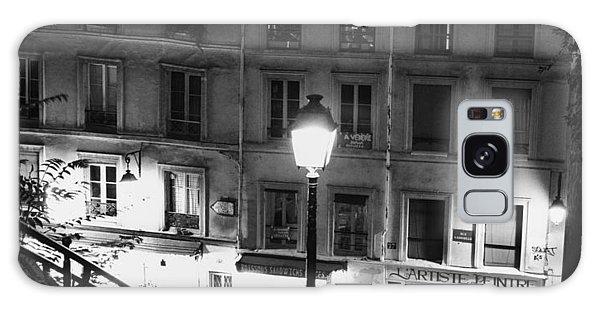 Paris-steps-montmartre Galaxy Case