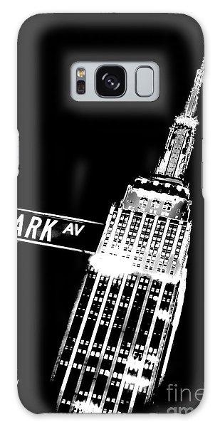 State Park Galaxy Case - Park Avenue by Az Jackson
