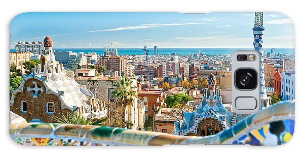 Park Guell - Barcelona Galaxy Case