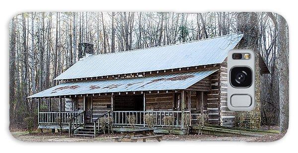 Park Ranger Cabin Galaxy Case