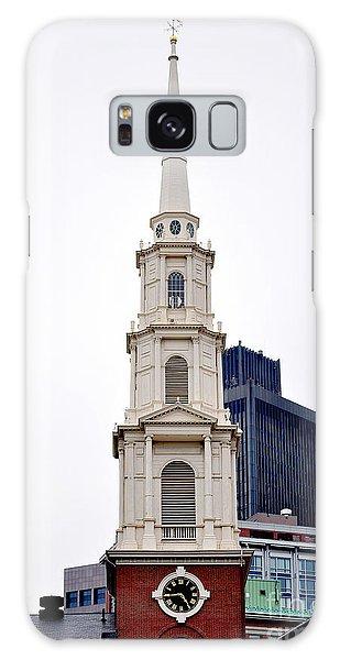 Park Street Church Boston Massachusetts Galaxy Case