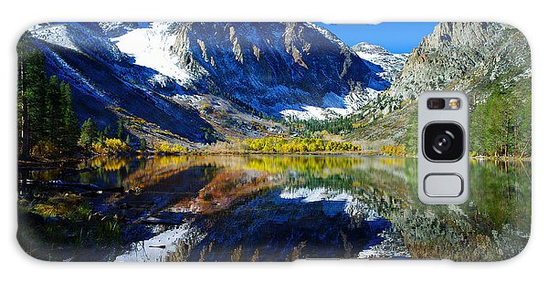 Parker Lake California In Fall Galaxy Case