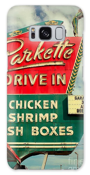 1950s Galaxy Case - Parkette Drive-in by Jim Zahniser