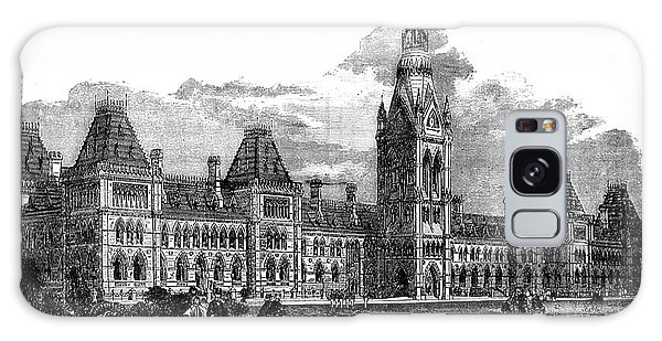 Parliament Building - Ottawa - 1878 Galaxy Case
