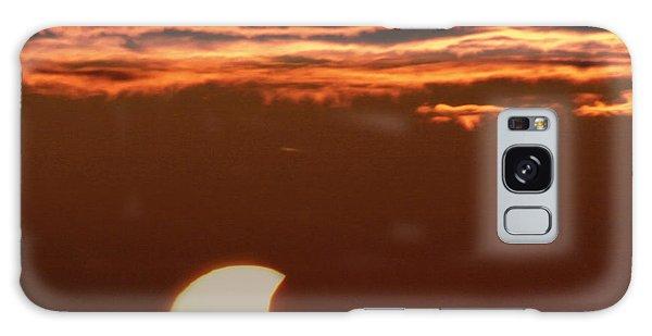 Pac-man Sun Galaxy Case by Richard Engelbrecht