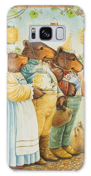 Party Bears Galaxy Case