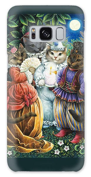Party Cats Galaxy Case