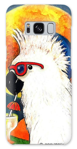 Party Parrot 1 Galaxy Case