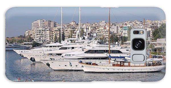 Motor Yacht Galaxy Case - Pasalimani Port by George Atsametakis