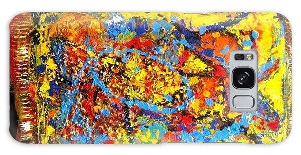 Pasion Galaxy Case by Edgar Torres