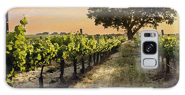 Paso Vineyard  Galaxy Case