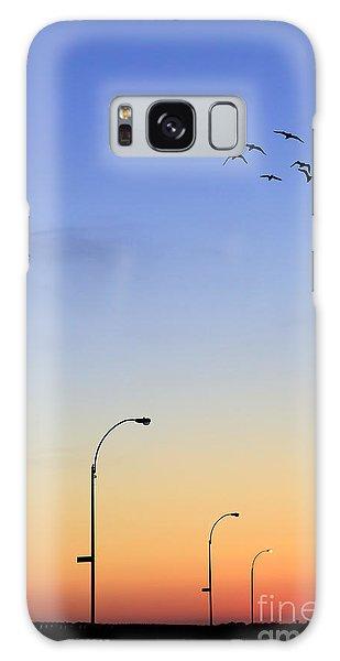Sky Galaxy Case - Passage Into Dawn by Evelina Kremsdorf