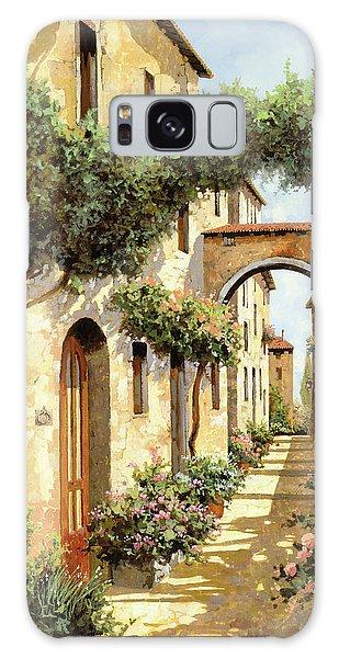 Door Galaxy Case - Passando Sotto L'arco by Guido Borelli