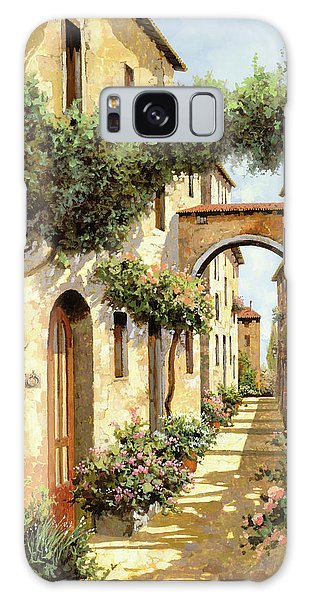 Borelli Galaxy Case - Passando Sotto L'arco by Guido Borelli