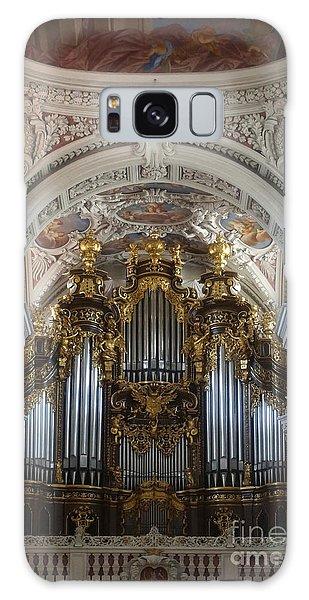 Passau Cathedral Saint Stephan 2 Galaxy Case by Rudi Prott