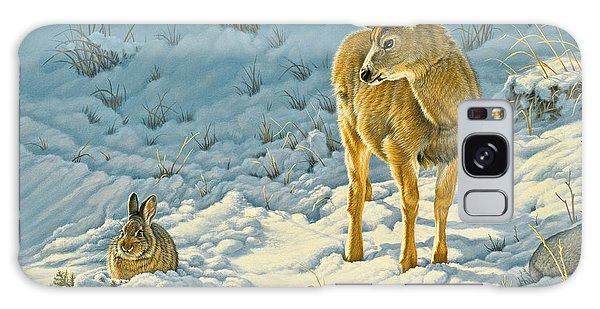 Deer Galaxy Case - Passing Curiosity by Paul Krapf
