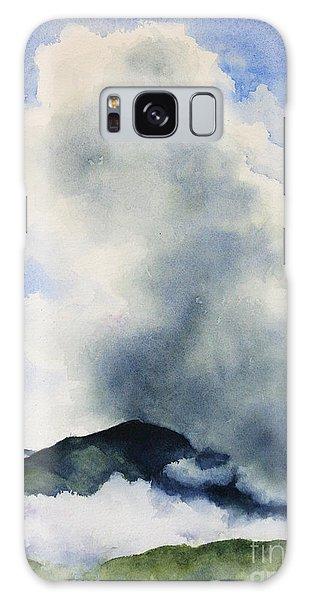 Passing Storm On Mt. Diablo Galaxy Case