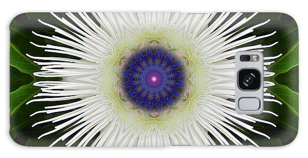 Passion Flower Portal Mandala Galaxy Case