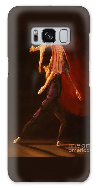 Passion Galaxy Case by Nancy Bradley