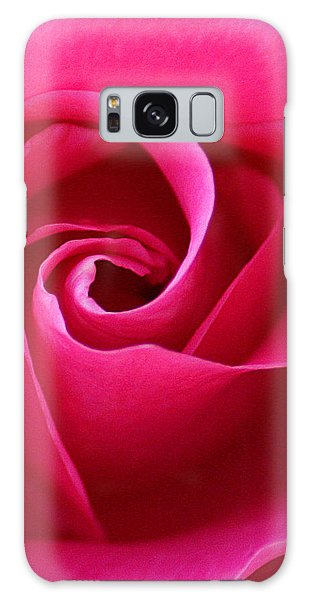 Passion Galaxy Case by The Art Of Marilyn Ridoutt-Greene