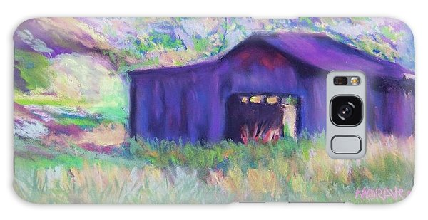 Pastel Barn II Galaxy Case by Shirley Moravec