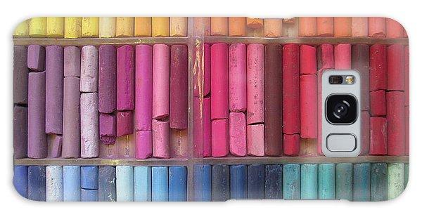 Pastel Color Galaxy Case
