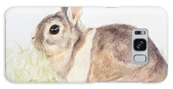 Pastel Pet Rabbit Galaxy Case