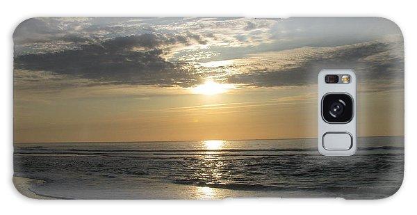Pastel Sunrise Galaxy Case by Ellen Meakin