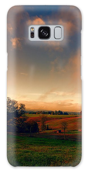 Pastureland Galaxy Case