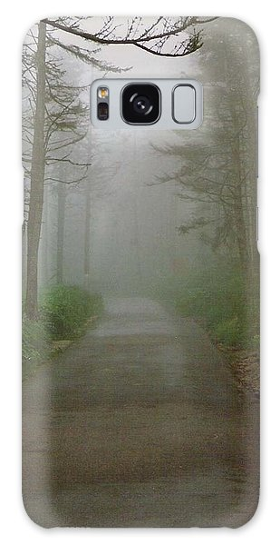 Path To Clingmans Dome Galaxy Case