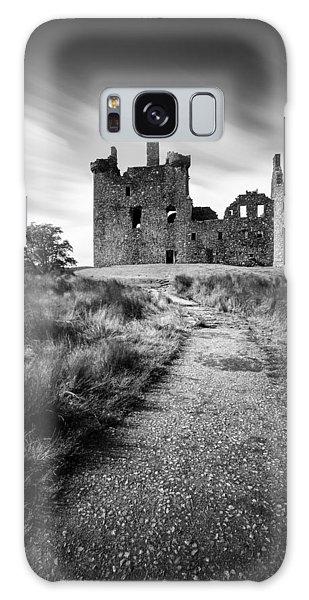 Castle Galaxy Case - Path To Kilchurn Castle by Dave Bowman
