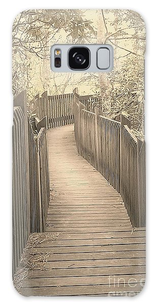 Pathway Galaxy Case by Melissa Petrey