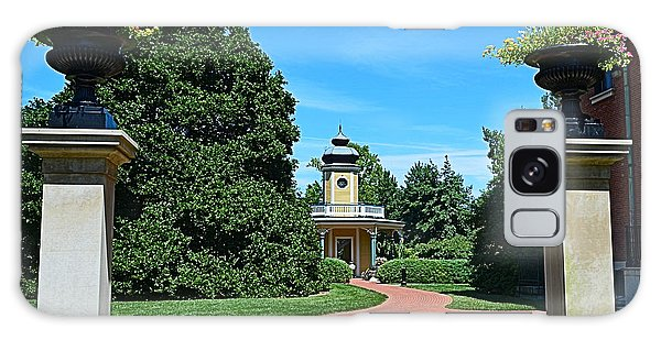 St Louis Mo Galaxy Case - Pathway To The Observatory by Luther Fine Art
