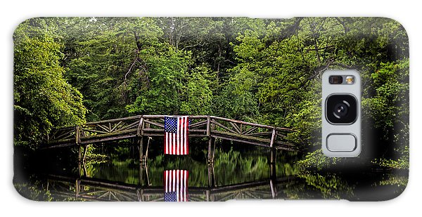 Patriotic Bridge Galaxy Case