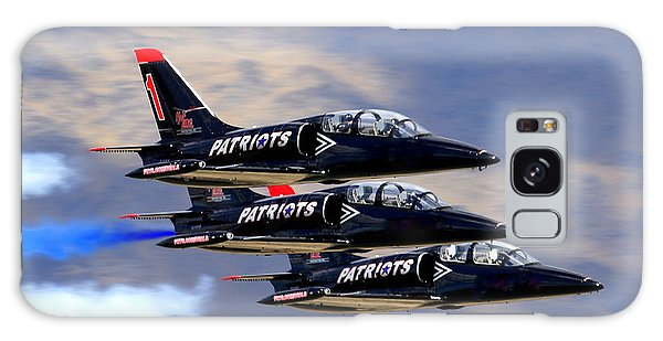 Galaxy Case featuring the photograph Patriots Perform At Reno Air Races by John King
