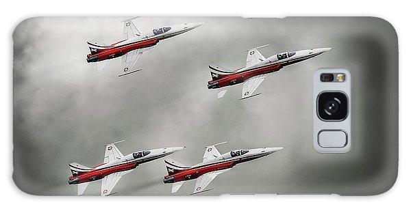 Fighter Galaxy Case - Patrouille Suisse by Leon