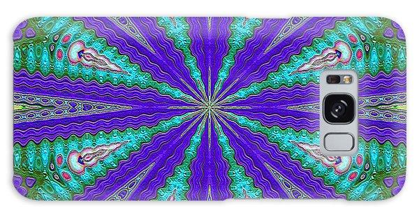Pattern 37 Galaxy Case