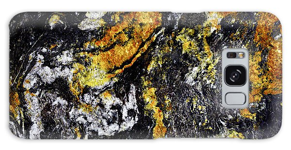 Stone Galaxy Case - Patterns In Stone - 154 by Paul W Faust -  Impressions of Light